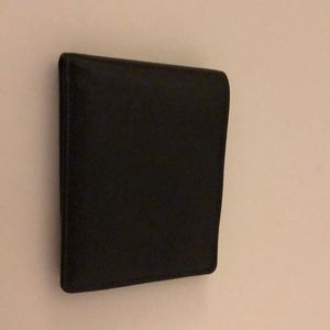 Perry Ellis leather wallet